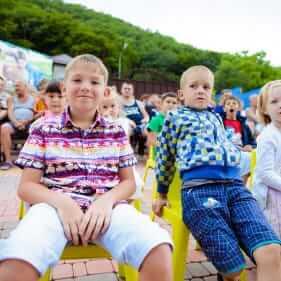 отдых с детьми в ольгинке
