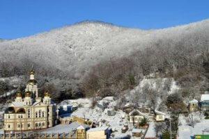 Отдых в Краснодарском крае зимой