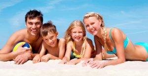 Где можно отдохнуть всей семьёй на Черном море